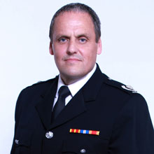 Deputy Assistant Commissioner Ron Dobson will be awarded his Queen's Fire Service Medals later this year