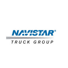 Navistar logo, the company donated a vehicle aswell as $50,000 to the Governor's Emergency Relief Fund (GERF)