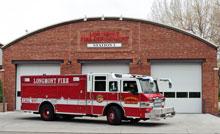 Pierce Velocity custom rescue pumper vehicles are now in service in Colorado