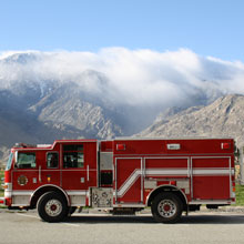 Pierce new apparatus can be used for wildland and urban interface firefighting regions