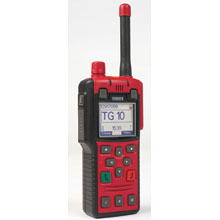 Sepura Intrinsacally-Safe radio is launched at the TETRA World Congress 2011
