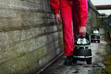 X zone is a new innovative concept in portable gas detection