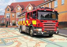 Emergency responders makes great use of NLPG