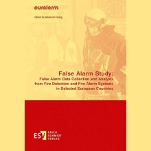 The study on false alarms has been conducted by a task group of Euralarm, the European association representing the fire safety and security industry