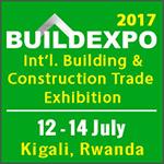 Buildexpo Africa Rwanda 2017