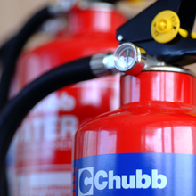 Chubb's guide focuses on fire prevention, fire detection,fire containment and fire escape