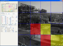 D-Tec Video Smoke Detection software
