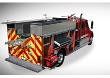 Fire Rescue Pumper is the latest innovation from Midwest Fire