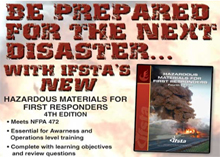 The purpose of this book is to provide first responders with the information they need to take appropriate initial actions at WMD incidents and hazardous materials spills or releases