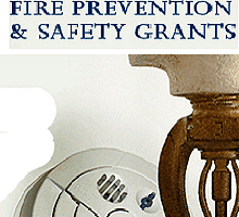 Funds from Fire Prevention and safety grants can be used in fire prevention research