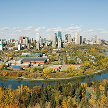 Edmonton Fire Rescue Service provides frontline fire rescue services, fire prevention programs, and public education to make the city a safer and healthier place