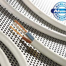 Afumex is specifically designed for use in today's modern buildings in place of the standard PVC cabling