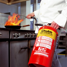 Chubb provides complete range of fire safety training solutions for organisations