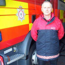 The switch to ICP PPE will see Avon FRS deploy its new kit from autumn 2012