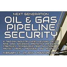 Next Generation Oil & Gas Pipeline Security conference is designed to provide a fully comprehensive platform to security experts involved in the protection of oil and gas infrastructure