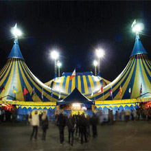 Cirque du Soleil is the largest theatrical producer in the world having brought its unique theatre to more than 100 million people in over 40 countries