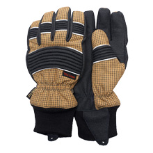 The new gloves, which have been designed by Bristol's in-house design team as part of Bristol's New Product Development Programme (BNPDP)