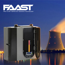 Honeywell's FAAST devices were subjected to nine extended extreme environmental tests covering vibration, temperature and humidity