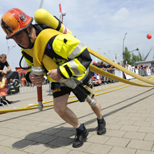 Registrations are now open for currently serving front-line firefighters who would like to be part of the TFA competition at INTERSCHUTZ