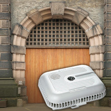 For Aico, the use of its battery powered smoke alarm within a prison environment is an interesting new development