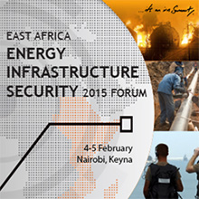 IRN, the global summits organiser will launch the inaugural East Africa Energy Infrastructure Security 2015 forum
