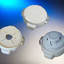 Addition of universal fixing plate to Elmdene Type A VAD will make life easier for those seeking to combine an indoor strobe with a suitable detector