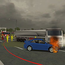 The RescueSim training is valued as two units at Level 2 in the UK Qualifications and Credit framework (QCF)