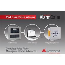 AlarmCalm is currently available on Advanced's EN54 2,4&13 approved MxPro 5 and Axis EN fire systems