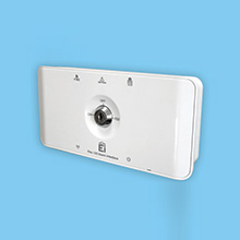 The new Ei414 Fire/CO Alarm Interface provides a dedicated connection between Aico Smoke and CO alarms and Telecare/Warden Call Systems