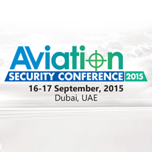 The Aviation Security Conference 2015 was held at the Hilton Dubai Jumeirah Resort, UAE on 16 - 17 September 2015