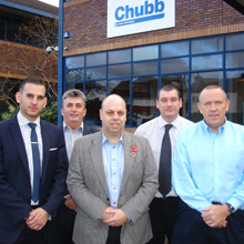 Chubb is a part of UTC Building & Industrial Systems, a unit of United Technologies Corp.