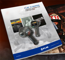 The booklet covers everything what firefighters need to know about thermal imaging cameras (TICs) for firefighting applications