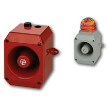 VdS approval for E2S Warning Signals' rugged metal enclosure fire system horn sounders
