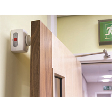 Geofire's advanced wire-free technology offers the most reliable way to legally ease access in busy environments