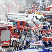 INTERSCHUTZ 2015 covers all aspects that are relevant to the four key themes of INTERSCHUTZ 2015