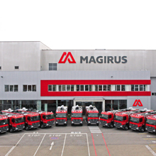 The delivery successfully continues the over 100-year-old partnership between Chinese firefighters and Magirus