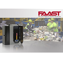 Honeywell FAAST is able to withstand temperature and humidity variations, auto-learning its environment