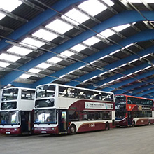 Evolution Security has a set of established Key Performance Indicators (KPIs) with Lothian Buses