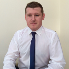 Mark joined Evolution as a Service Engineer in 2013, since when the number of Evolution's Ireland-based employees has increased five fold