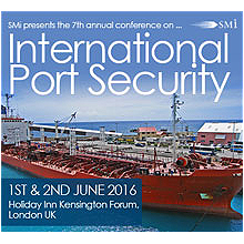 International Port Security 2016 aims to discuss current issues surrounding port security and how these threats can be minimised