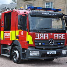 The Magirus Team Cab scores with great comfort, functionality and security, which convinces fire departments around the world