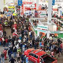 "Even more companies from abroad sign up for ""REAS powered by INTERSCHUTZ"", running from October 6th to 8th in Montichiari, Italy"