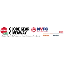 The first two recipients of the 2018 Globe Gear Giveaway are the Hindman (KY) Volunteer Fire Department and Cedar Fort (UT) Volunteer Fire Department