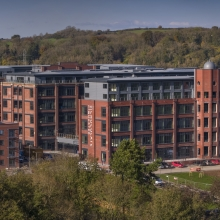 The Chocolate Quarter, one of the UK's most stylish retirement complexes, is now protected by industry-leading fire panels from Advanced