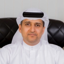 Mansoor Bu Osaiba emphasises the need to showcase Nedaa's network capabilities and solutions designed for a smart, safe and sustainable city at Intersec dubai 2018
