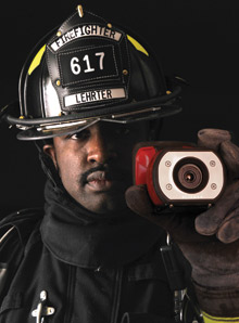 Bullard launched their new handheld thermal imager, the Eclipse, at FDIC in Indianpolis last week