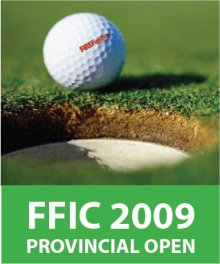 Registration for the FFIC 2009 Provincial Open golf tournament, held in conjunction with the Ontario Fire Chiefs Annual Conference and Trade Show, is now open