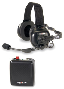 The BP5-10 belt pack from Firecom, providing secure, digitally encoded wireless communication, launches at FDIC 2009