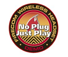 Firecom's new 'no plug,  just play' wireless free communication system will be launched at FDIC 2009 in Indianapolis
