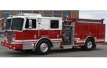 KME Fire Apparatus have announced their chassis are now ready for 2010 engine emission compliance, and will offer apparatus with both Advanced EGR and SCR engines